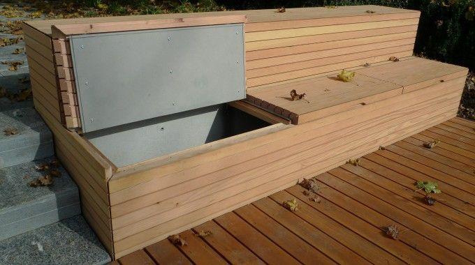 Vorgarten Ideen Tumblr- Stauraum im Garten, eine viel vergessene Wichtigkeit