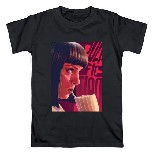 Крутые футболки / Каталог / Mia Wallace