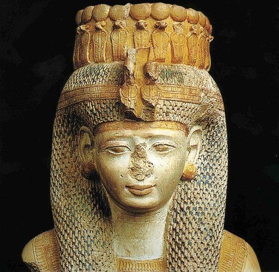 Queen Merit-Amon. Cairo Museum