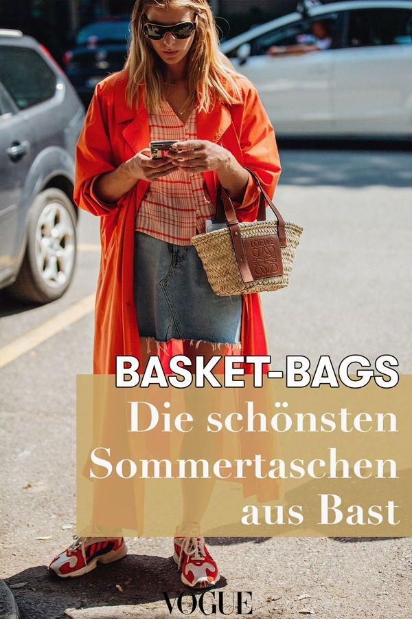 Basket-Bags – VOGUE Germany