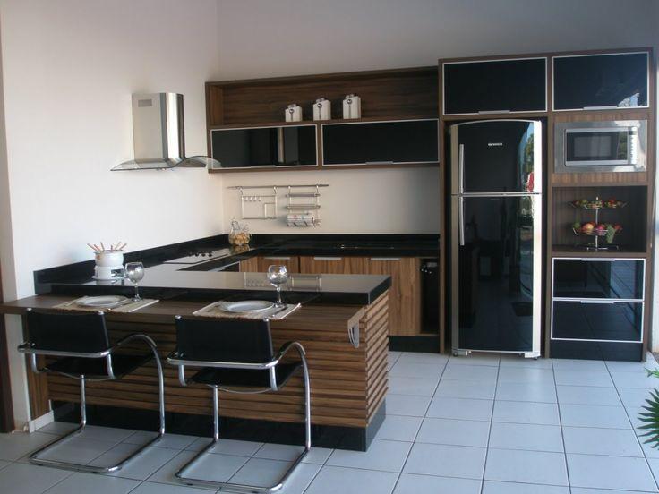 Planejar a cozinha dicas (Foto: Reprodução/Decorando Casas)