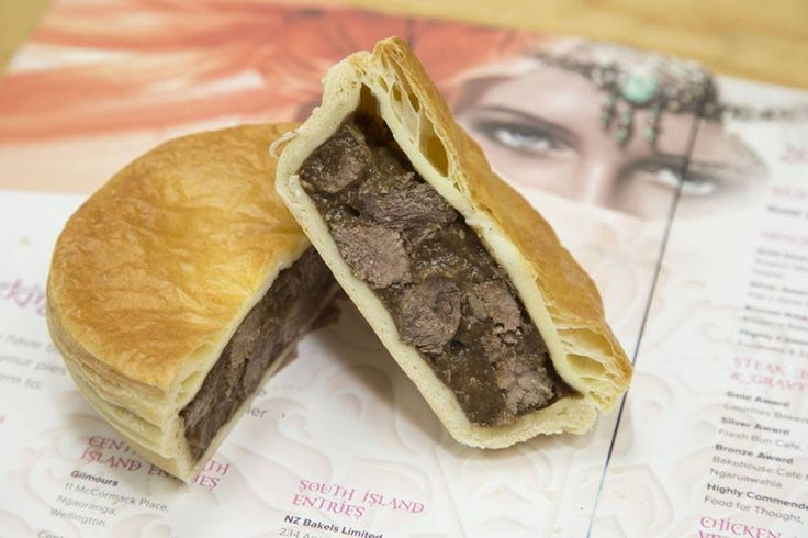 This pie proved the perfect combination of flavours for judges.