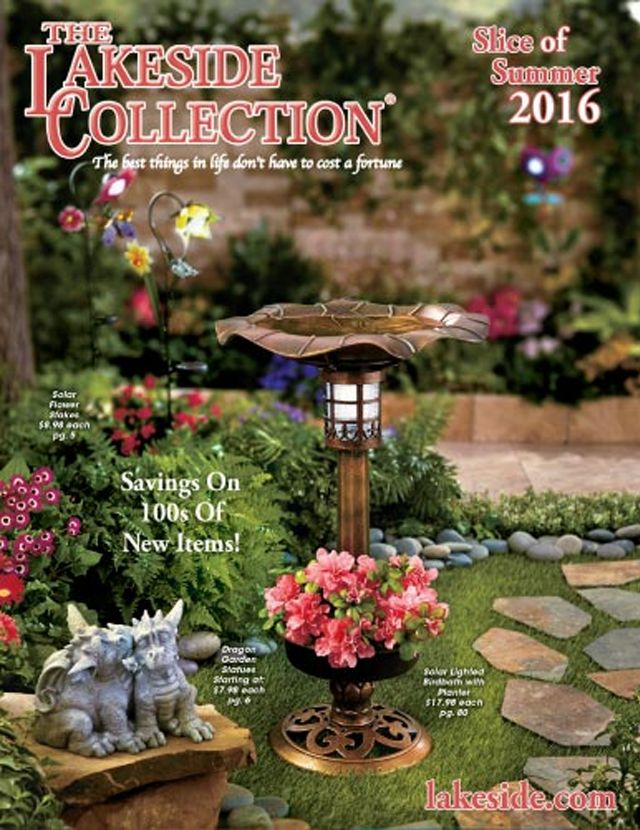 How To Get The Lakeside Collection Catalogs Free By Mail