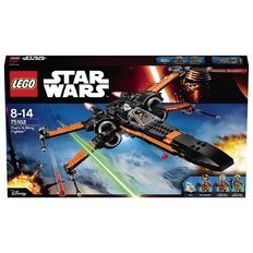 Star Wars LEGO Episode 7 Poe