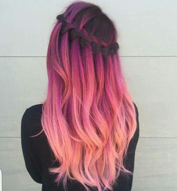If I ever died my hair again