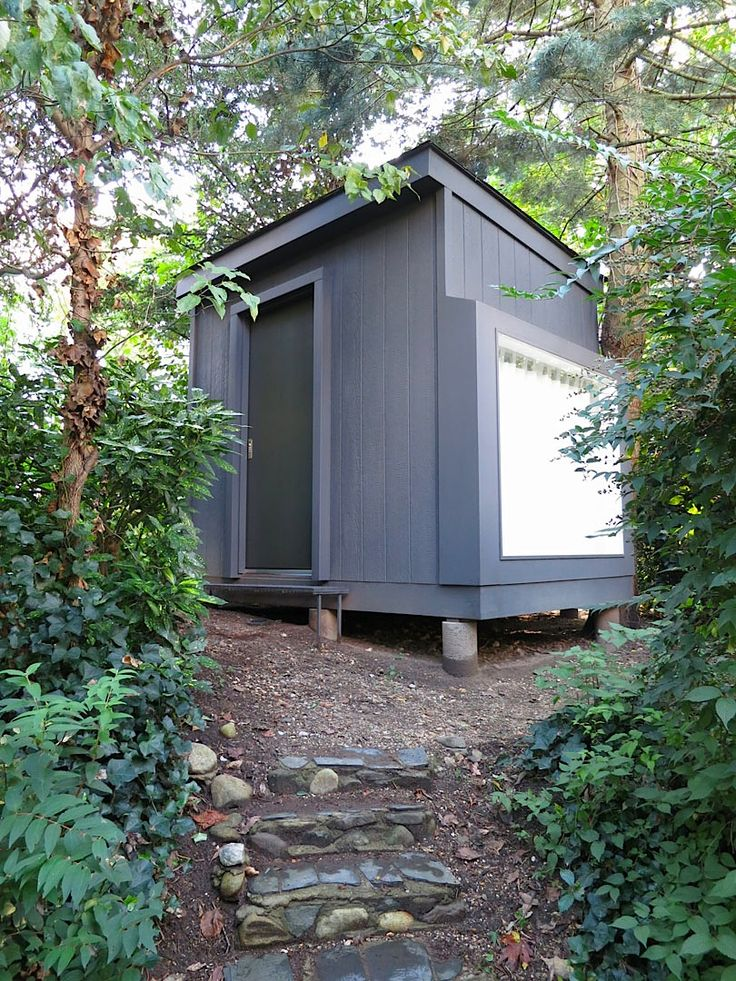 260 best images about modern shed on pinterest studios sheds and diy shed - Sheds for small spaces property ...