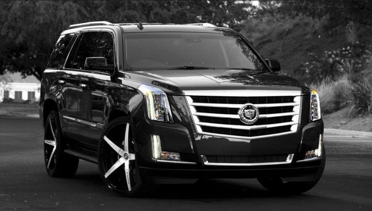 2018 Cadillac Escalade Style Design