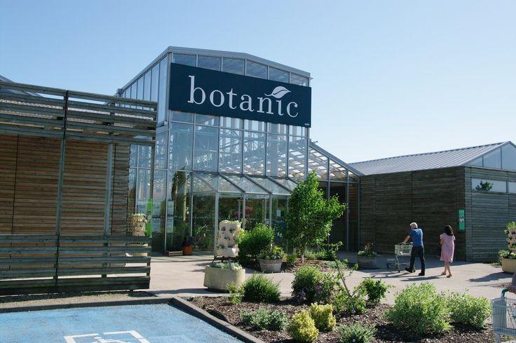 Botanic extérieur magasin