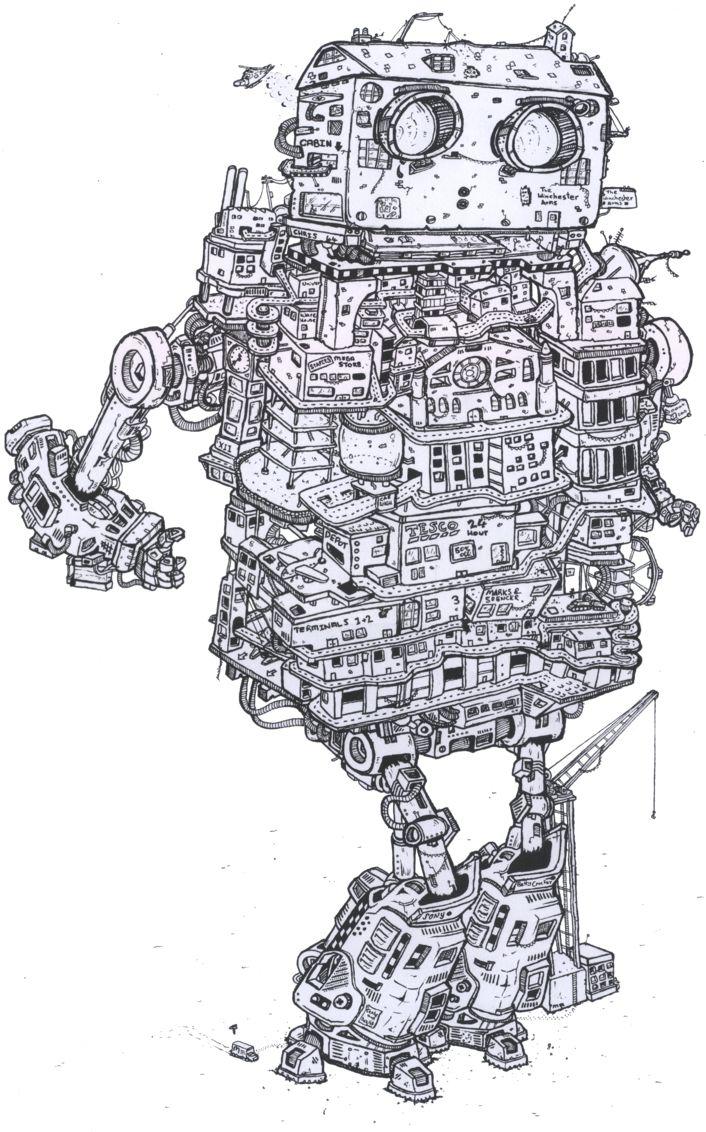 Schematic Robot