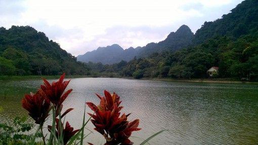 MAc Lake at Cuc Phuong National Park