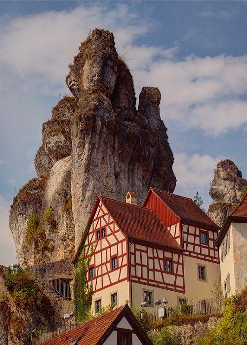 Tüchersfeld, Bavaria, Germany (by Ostseetroll)