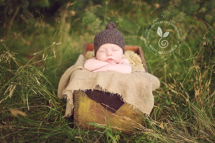 5 week old Logan….. Worcester MA Newborn photographer » Pebbles and Polka Dots Photography