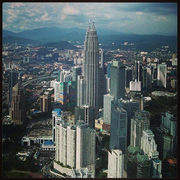 It was nice meeting you, Kuala Lumpur (Malásia)