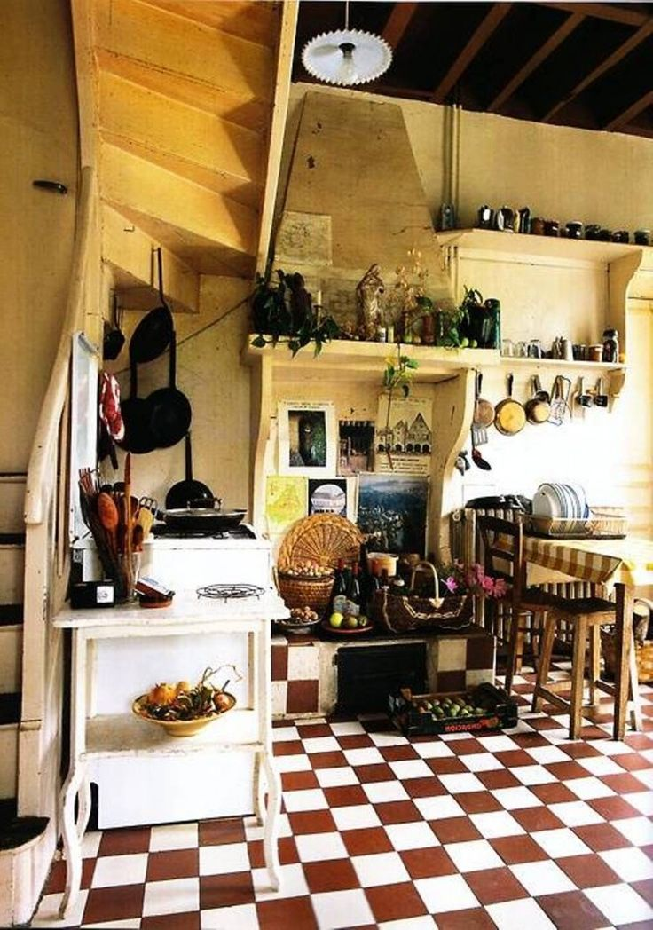 Old Italian Kitchen   Google Search