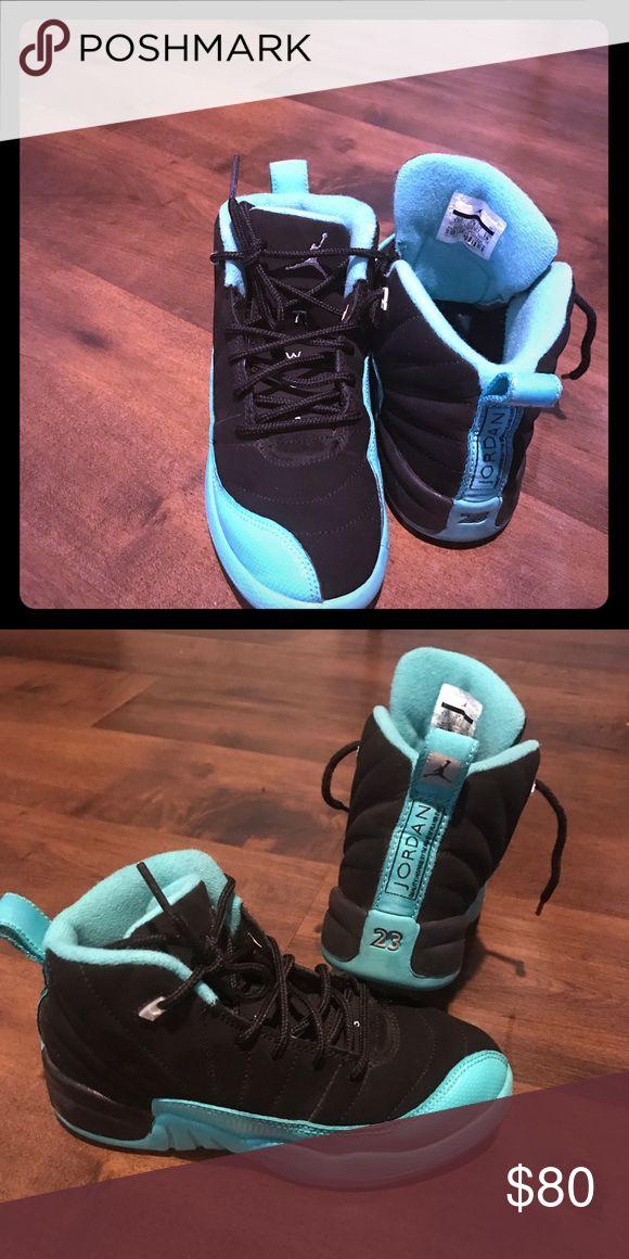 Kids size 13 Nike Air Jordan Retro 12's like new! Like new Retro 12's from pet and smoke free home! Nike Shoes Sneakers