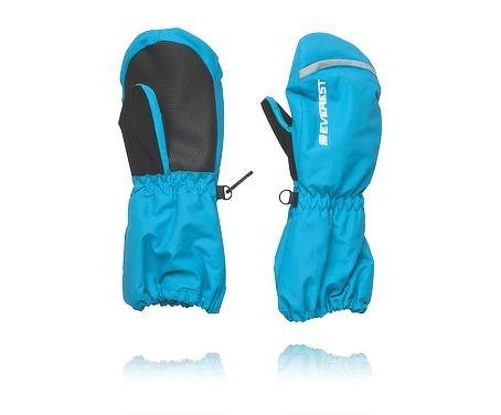 Varma vantar i vind- och vattentätt material som andas, EVEREST K CL PLAY GLV F12. Se alla barnkläder - http://www.stadium.se/klader/barnklader-86-116