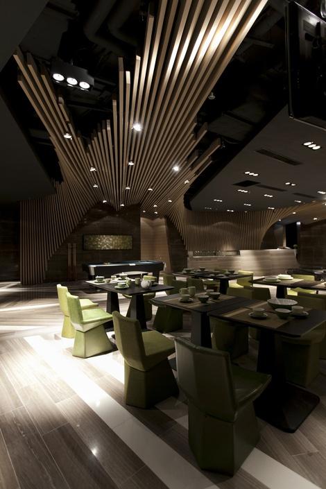 restaurants inspiration / branding | Yoho Midtown (Hong Kong)
