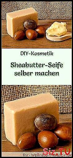 Make Shea Butter Soap Yourself Soap Recipe 0 #Instruction #from #cheap_soap_r …  –  Hautpflege-Rezepte