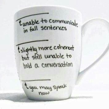Coffee Cup Humor