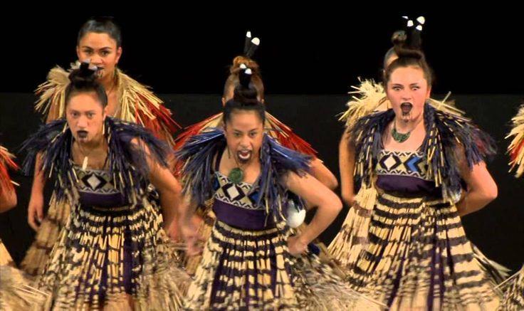 """Kahurangi ki Maungawhau – Haka 2014 """"Te Tira Haere"""""""