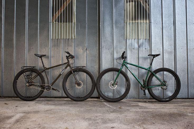 Surly Krampus vs ECR - Bikepacking and Dirt Road Touring