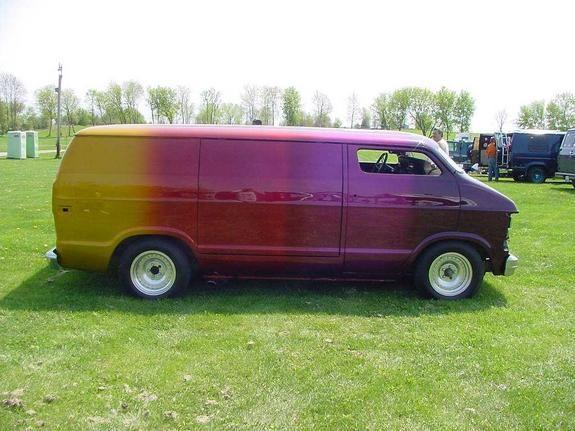 MVLWoody's 1979 Dodge Ram Van 150 in Chicago, IL