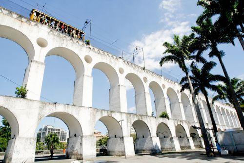 Arco da Lapa, Rio de Janeiro, RJ.