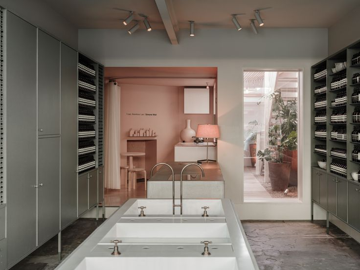 Aesop Store in Fitzroy, Melbourne by Clare Cousins Architects | y-clare-cousins-architects/