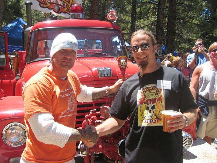 1000 images about jesse james west coast choppers on - Jesse james monster garage ...