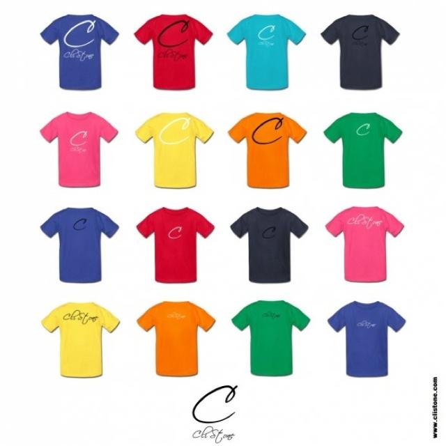Cli Stone Clothing, Kid's T-Shirt, www.clistone.com/clothing