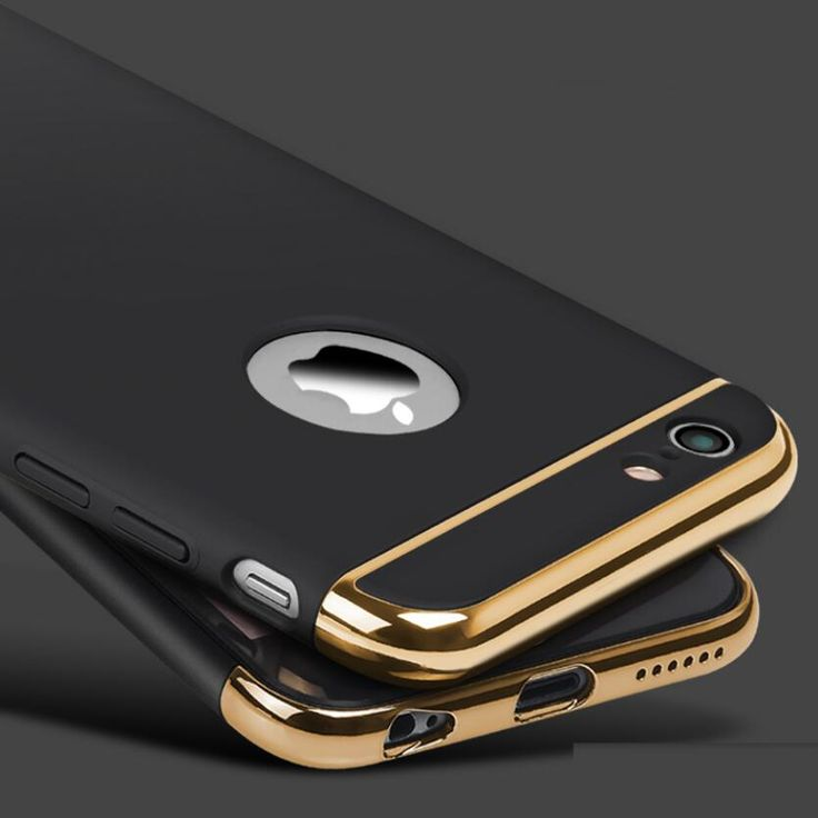 Men Women Fashion Plated Coque Cover For Apple iPhone 7 Plus / 5S SE / 6 6S / Plus Hard PC Removable 3 in 1 Capa Case Shell Bag // iPhone Covers Online //   Price: $ 9.95 & FREE Shipping  //   http://iphonecoversonline.com //   Whatsapp +918826444100    #