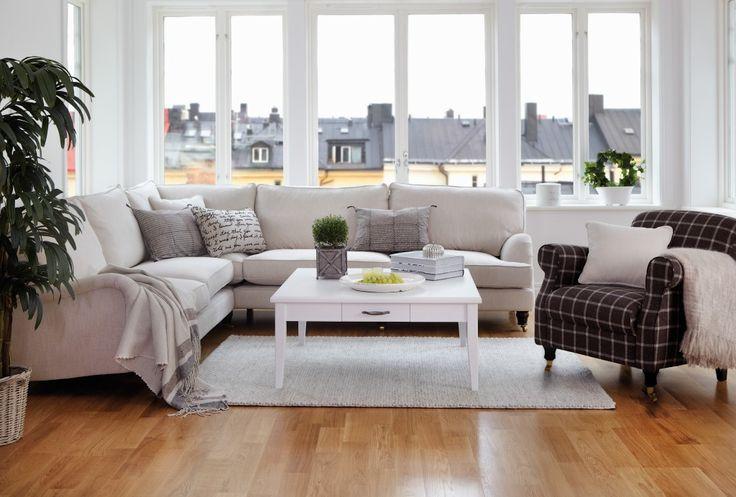 Polstermöbel - Schweden Stil