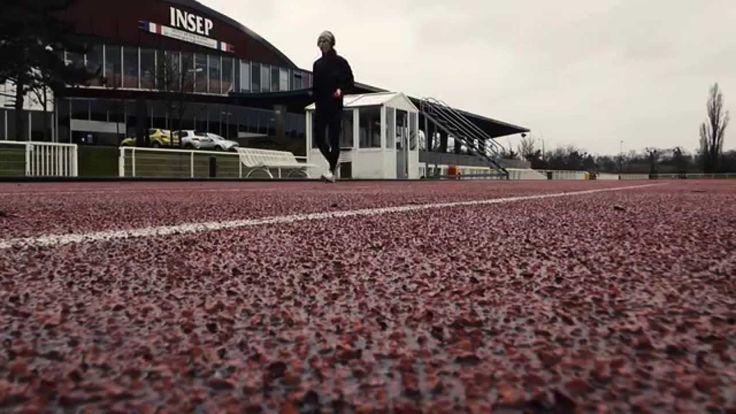 Démonstration d'entrainement en Marche Athlétique (Race Walking)
