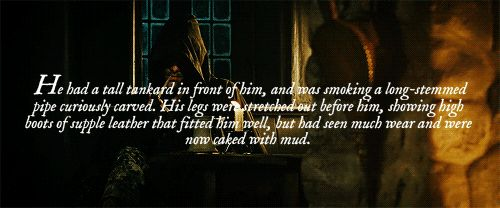 lotr strider gif | aragorn strider LOTR The Lord of the Rings The Fellowship of the Ring ...