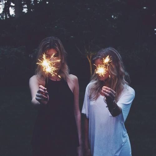 Fire have a large part in the novel and in fun, so sparklers are an easy way to have fun with fire and keep safe.