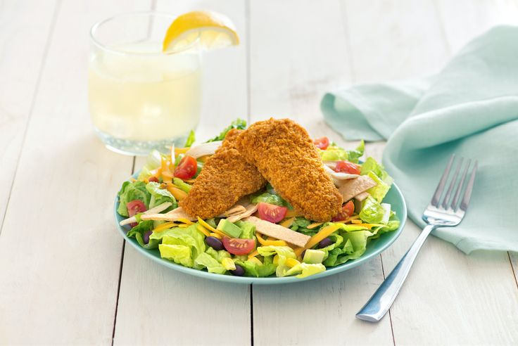 Sometimes your dinner needs an added crunch. That's where our Smart & Crunchy Breaded Fish Fillets come in. #recipe #fish #dinner #gortons  #easy #quick #family #pollock #crunchy #baked  . . . Smart & Crunchy Fish Fillets are made with 100% wild-caught Alaska Pollock and breaded in a panko coating that gives them the great taste and crunch you've come to expect from Gorton's. Always crispy, never fried, they have 50% less fat than our regular Fish Fillets and 200 calories per serving.