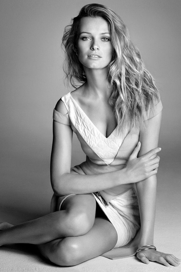 Edita Vilkeviciute by Alexi Lubomirski for Vogue Spain, November 2014