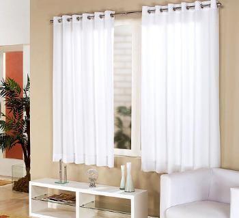 25 melhores ideias de cortinas de janelas altas no - Cortinas para habitaciones pequenas ...