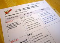 "Blog post from Science Stuff:  ""Common Core Science & Technical Standards: Let's Get Organized!"""