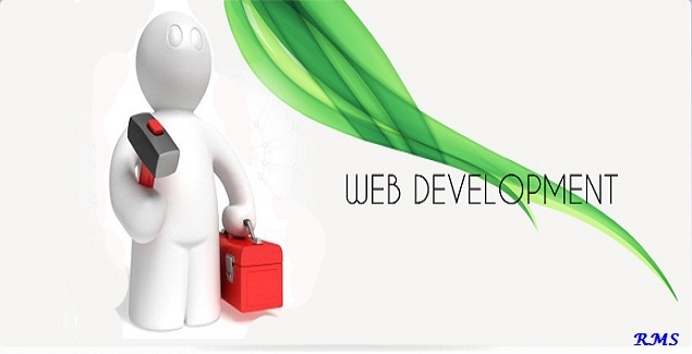 RMS-Complete Web Development Company in India, We grant affordable cheap website development services which may be static and dynamic according to your requirement also fulfill our customer need in tangible time.  http://www.rashimultisoft.com/web-development.html