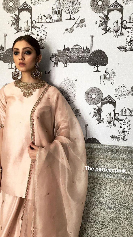 Zara shahjahan Pakistan couture