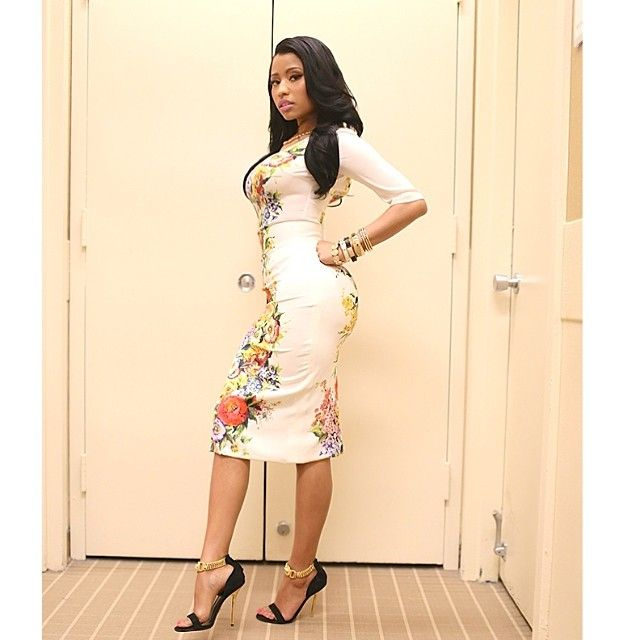 Nosee Rosee: VIDEO: Nicki Minaj Stops By 'Live With Kelly & Michael""