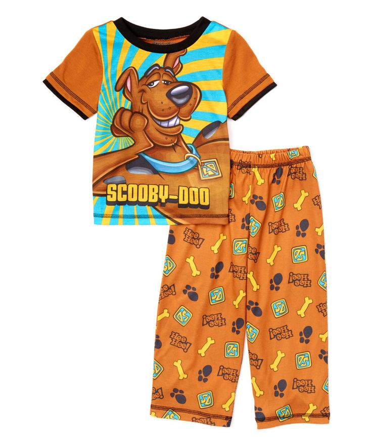 Know, Scooby doo pajamas adult