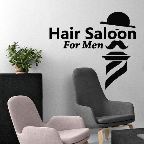 Wall Decal Vinyl Sticker Decals Art Decor Design Hair