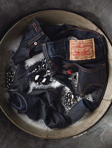 洗剤選びから洗い方まで!失敗しないジーンズの洗濯方法まとめ
