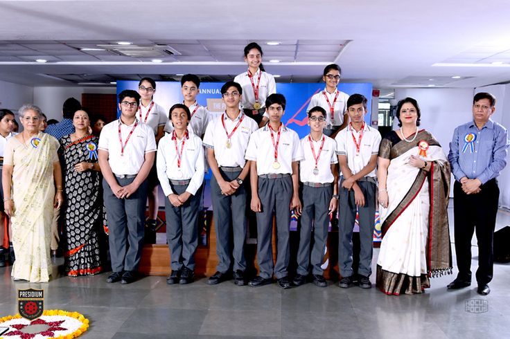 Students of Presidium, Gurgaon celebrated the spirit of sportsmanship with great zeal and enthusiasm. The occasion was graced by Mrs. Sudha Gupta, who acknowledged the students for their achievements in Sports. The rising stars of Presidium believe in the power of acknowledgment. Our young achievers gathered applauds for their sports talent and brilliant skills. Mrs. Gupta addressed all the achievers and laments the words of praises.