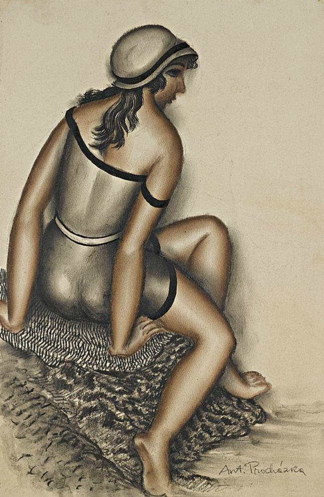 Antonin-Prochazka-Czech-Artist-Painter-Tres-Bohemes(23)