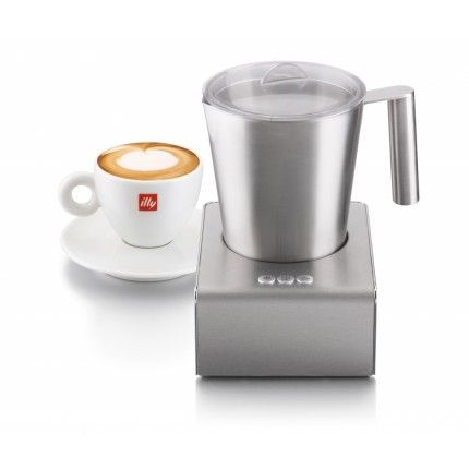 illy electric milk frother http://coffee-grinders.co.uk/best-milk-frother-review/