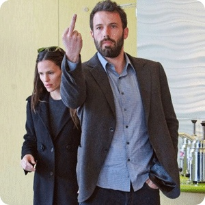 Ben Affleck tell us what you really thinkin ARGO FUCK YOURSELF!