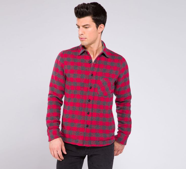 MCM104 - Cycle #cyclejeans men #apparel #shirt